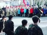 """""""Воинский долг- честь и судьба"""""""